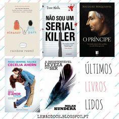 LITERATURA | Últimos Lidos | Review