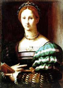 Italian Showcase - Ginevra Visconti at the Realm of Venus  [straightforward ribbon trim]