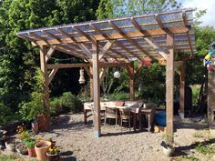 Building Structure, Pergola, Buildings, Outdoor Structures, Outdoor Pergola