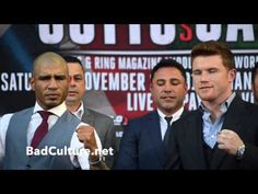 ICYMI: Cotto vs Canelo Media Day Videos & Photos | BadCulture.net | by Jeandra LeBeauf