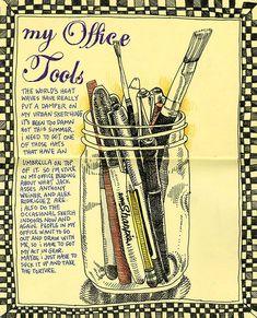 Copyrights Tommy Kane http://www.sketchbookskool.com