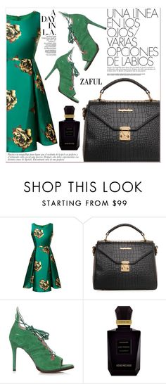 """www.zaful.com/?lkid=7011"" by lucky-1990 ❤ liked on Polyvore featuring Keiko Mecheri"