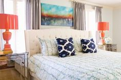 Take Your Beige Bedroom From Blah to Bold — Professional Project