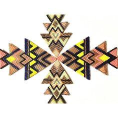 "80 mentions J'aime, 2 commentaires - Carmen & Julia Joyas Tejidas (@carmenyjulia) sur Instagram : ""Harleen Sahani  #theartofmaking #sacred #bauhaus #crafts #statementearrings #weave #handmade…"""