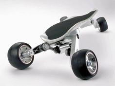 BMW StreetCarver - high speed, high thrill, high cost skateboard