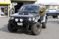 6 inch lift kit gen II Pajero