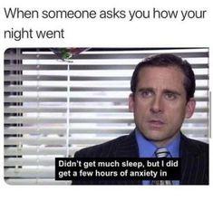 Psych, Mental Health Memes, Self Medication, Dark Memes, Humor Dark, How To Get Sleep, Sleepless Nights, Stupid Funny Memes, Funny Memes