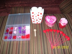 Our Candy Store, the idea came from Happy Hooligans! A LOVED IT!