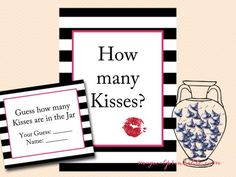 how-many-kisses-sign