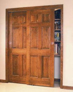 1000 Ideas About Old Closet Doors On Pinterest Closet