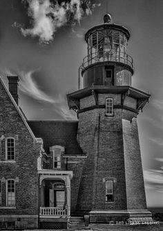 Southeast Lighthouse - Block Island, Rhode Island