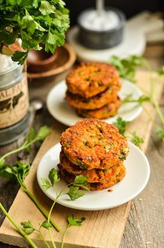 We've got a tasty salmon cake recipe that's Whole30, paleo, and gluten free! Grab it and get some tasty salmon cookin'!