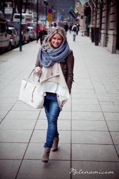 Mina outfits 2013 – Page 6 Minimal Chic, Minimal Fashion, Scandinavian Fashion, Parisian Style, Simple Outfits, Capsule Wardrobe, Personal Style, Autumn, Style Inspiration