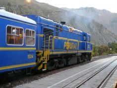Train des andes Pérou