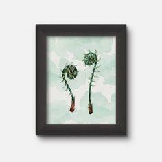 Fern Prints  Botanical Art  PRINTABLE INSTANT by printiteasy