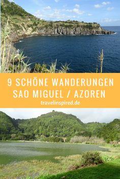 Die Azoreninsel São Miguel ist ein wahres Wanderparadies! Ob durch hügelige Seenlandschaft, um große Lagunen herum, durch Teefelder, Wälder oder Küstenwege entlang. Es ist für jeden etwas dabei! In diesem Reisebericht stellen wir dir 9 schöne und sehr unterschiedliche Wanderungen vor.