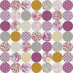 This fabric from the Kimono Garden collection by Pippa Moon for @studio_e_fabrics is beautiful! We love the detail in every pattern!  #kimonogarden #kimono #garden #quilt #quilts #quilting #sew #sewing #craft #crafting #diy #fabric #crafts #patchwork #quilter #stitch #cotton #decor #homedec #apparel #fashion #sewingproject #garden #purple #violet #lavender #floral