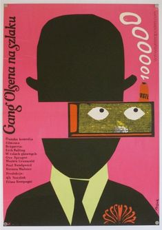 Top Vintage Polish Film Theatre CYRK Posters: Affiche Studios + Eye Sea Posters Interview - REDEFINE magazine