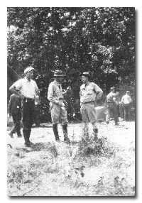 Civilian Conservation Corps, Vintage photo