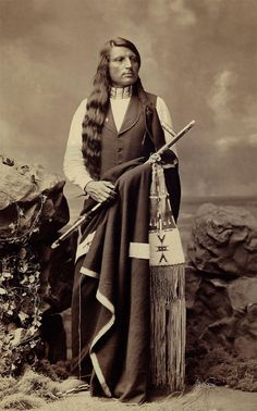Frank Rinehart's Intimate Portraits Of Native Americans In The 1890's • Lazer Horse