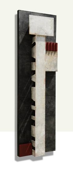 サーチアートアーティストジュリエットVles。 彫刻、「L 86(センチネル)」#art
