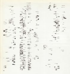 """Armin Hoffman: """"Because it is circumscribed, balanced, non-figurative and weightless, the smallest dot is particularly well adapted to demonstrating the most important principles of composition. Graphic Score, Armin Hofmann, 3d Foto, Experimental Music, Music Drawings, Organic Art, Abstract Words, Partition, Generative Art"""