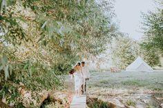 Bride & Groom Portraits | Winters, CA Wedding
