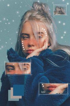 Tried to make an aesthetic edit of our angel bil ♡ billie eilish, ariana grande Billie Eilish, Videos Instagram, Instagram Story, Album Cover, Insta Photo Ideas, Poses, Aesthetic Videos, Celebs, Celebrities