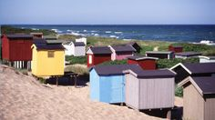 Travel to North-Seeland and discover the colourful surroundings. #VisitDenmark