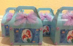 Disney Little Mermaid Ariel Birthday favor by FantastikCreations