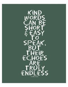 Be kind in the words you speak. by AislingH The Words, Kind Words, Cool Words, Great Quotes, Quotes To Live By, Inspirational Quotes, Motivational, Citation Ghandi, Words Quotes