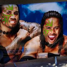 The Usos #WWE
