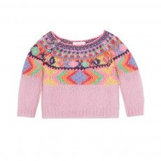 Lou pullover Pale pink