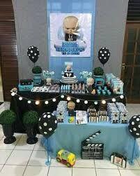 Resultado de imagen para boss baby party Boss Birthday, Baby Boy 1st Birthday Party, First Birthday Themes, Party Themes For Boys, Birthday Treats, Birthday Cake, Boss Baby, 1st Birthdays, Baby Boy Shower