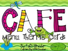 These cards were created to use with CAFE/Daily 5.  The theme used with these cards is frogs.  If you are looking for a specific theme, please visit me on Teachers Pay Teachers :) @Kristy Kaprelian