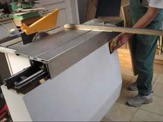 sliding table saw diy - Buscar con Google
