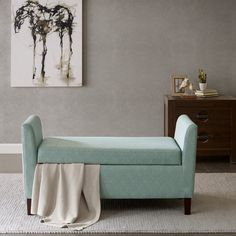 You'll love the Craig Upholstered Storage Bedroom Bench at Wayfair - Great Deals on all Furniture products with Free Shipping on most stuff, even the big stuff.