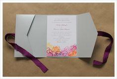 DIY Wedding Invitations | Creative DIY Wedding Invitations « Wedding Style, Planning ...