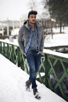 Men's Winter Fashion | Famous Outfits