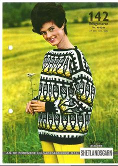 Embroidery Patterns, Knitting Patterns, Norwegian Knitting, Tapestry Weaving, Color Combinations, Christmas Sweaters, Knitwear, Hat, Style Inspiration