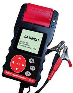 LAUNCH BST-12 TESTEUR DE BATTERIE AUTOMOBILE  http://www.auto-diag-solution.fr/outillage/184-launch-bst-12-testeur-de-batterie.html