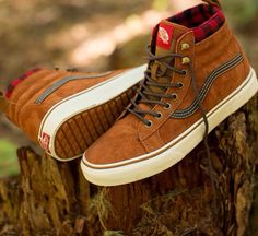 The last Vans SK 8 Hi MTEs that I need