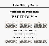 Play Paper Boy 2. Online atari NES Nintendo games play free. POG - Playonlinegames. Play Retro Games, Nintendo Games, Free, Math Equations, Personalized Items, Paper