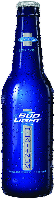 FOR YOUR BOTTLE TREE !   Need *Cobalt Blue* bottles for your bottle tree?  Bud-Light PLATINUM bottles  ~  the labels peel right off ~ lovely and cheap