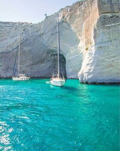 Sailing into new adventures. Vacation Trips, Dream Vacations, Vacation Spots, Places To Travel, Places To See, Best Island Vacation, Beautiful Places To Visit, Greece Travel, Greek Islands