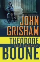 Theodore Boone : kid lawyer by John Grisham.Click the cover image to check out or request the Middle School kindle Theodore Boone, John Grisham, County Library, Books For Teens, How To Cook Quinoa, Fiction Books, Childrens Books, Middle School, My Books