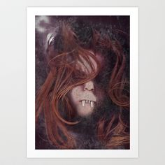 Respectus Art Print by Bruce Stanfield - $15.00