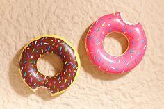 特大 120cm ドーナッツ型 ドーナツ 浮き輪 浮輪 フロート プール 水遊び 遊具 海:アパレル 卸:株式会社 MB&Jパートナーズ|問屋・仕入れ・卸・卸売のNETSEA