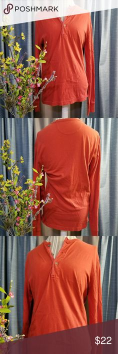 🌻🌺🌻J. CREW RELAXED FIT BOYFRIEND STYLE SHIRT!! SIZE:medium   BRAND:J. Crew   CONDITION:good, Has slight fading along some trim   COLOR:orange-ish color    🌟POSH AMBASSADOR, BUY WITH CONFIDENCE!   🌟CHECK OUT MY OTHER ITEMS TO BUNDLE AND SAVE ON SHIPPING!   🌟OFFERS WELCOME!   🌟FAST SHIPPING! J. Crew Tops