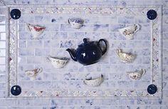 Teapot Backsplash